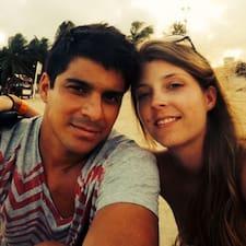 Perfil do usuário de Luca & Deborah