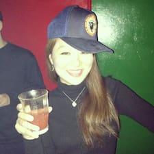 Henkilön Yoko käyttäjäprofiili