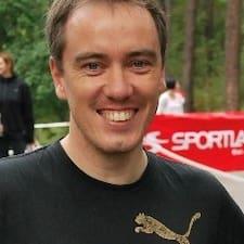 Kaspars User Profile