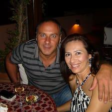 Perfil do utilizador de Margarita Y Gerardo