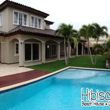 Hibiscus Beach House User Profile