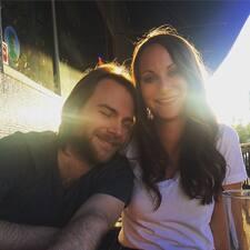 Erica & Adam User Profile