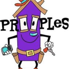 Prooples ist der Gastgeber.