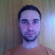 Profilo utente di Ondřej