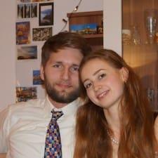 Профиль пользователя Olya And Vladimir