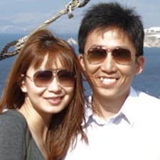 Profil utilisateur de Wei Hao & Amelia