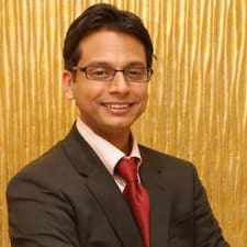 Sumukh is the host.