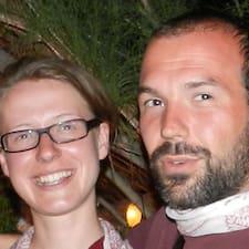 Hannah & Raphaël是房东。
