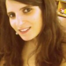 Helena felhasználói profilja