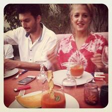 Sofia & Alban - Uživatelský profil