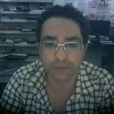 Perfil do utilizador de Ghassan