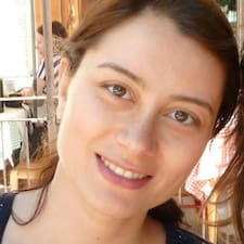 Profil utilisateur de Maria Chiara