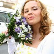 Liudmilla felhasználói profilja