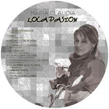 Perfil de usuario de Maria Claudia