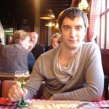 Konstantin is the host.