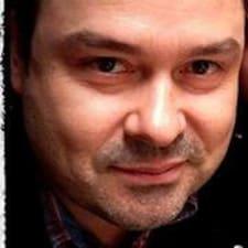 Damon felhasználói profilja