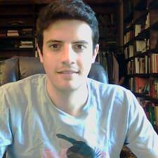 Costas felhasználói profilja