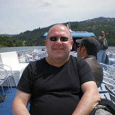 Profil utilisateur de Pascal