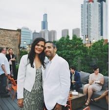 Michella & Karim是房东。