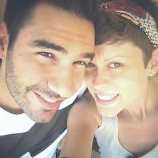 Chiara & Marco的用戶個人資料