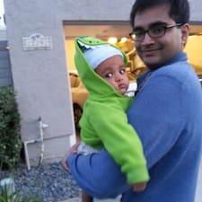 Användarprofil för Avinash