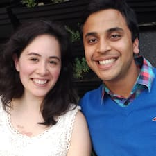 Kristen & Ankit User Profile