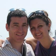 Virginie & Karim es el anfitrión.