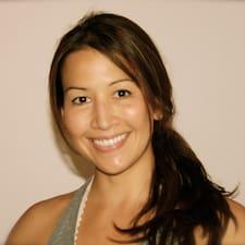 Rachel felhasználói profilja