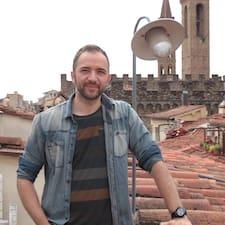 Italo felhasználói profilja