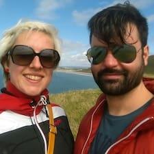 Profil utilisateur de Faye & Jon
