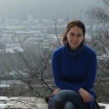 Profil utilisateur de Galina