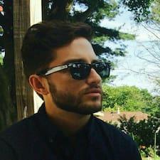 Alex felhasználói profilja