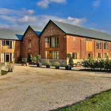 The Victorian Barn & Dairy House Fa je domaćin.