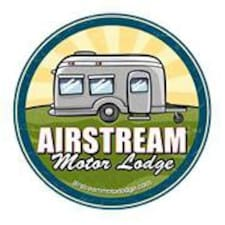 Airstream is the host.