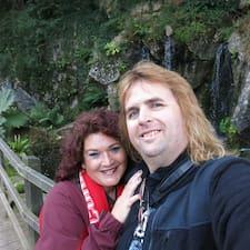 Profil korisnika Evangeline & Aaron