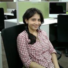 Profil utilisateur de Nandini