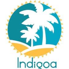 Indigoa is the host.