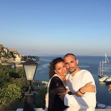 Francesca & Ismael ist der Gastgeber.