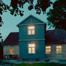Nutzerprofil von Residence Of Kuldiga 1