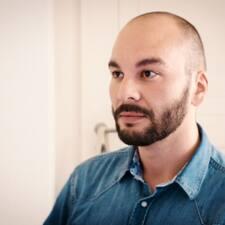 Stefanos felhasználói profilja
