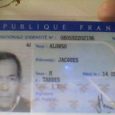 Jacques User Profile