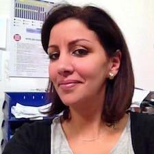 Profil utilisateur de Farida