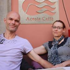 Andreas & Ruth Brugerprofil
