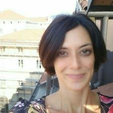 Eleonora is the host.