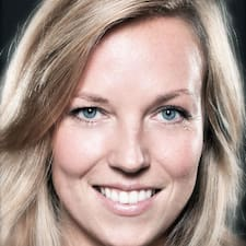 Anna-Julia Geiger est l'hôte.