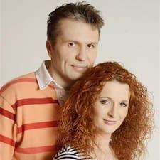Profil Pengguna Petr & Marketa
