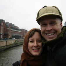 Lisa & Anton User Profile