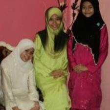 Nur Atiqah User Profile