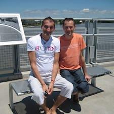 Профиль пользователя Jean-Christophe & Alain