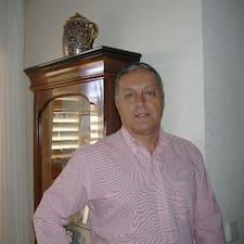 Profil Pengguna José Pablo